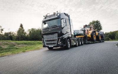 Volvo Trucks introduceert de nieuwe Volvo FH16: een combinatie van comfort en kracht voor superieure productiviteit