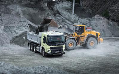 10 jaar Volvo FMX tot eind 2020 gevierd met gratis Unlimited-pakket