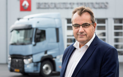 Even voorstellen: Jan Bongaerts Renault Sales Manager
