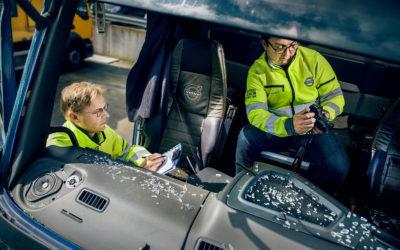 Al 50 jaar onderzoekt Volvo's accident research team verkeersongevallen