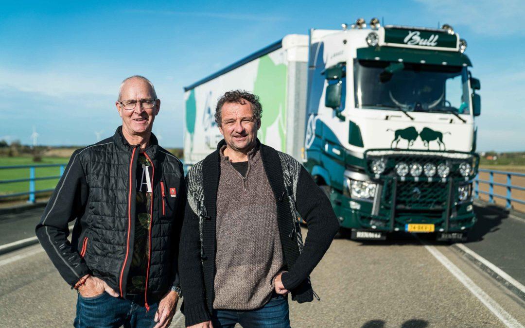De mooiste Renault truck van Nederland
