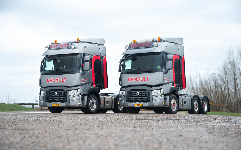 Van Dijk Trucks Renault Master ZE
