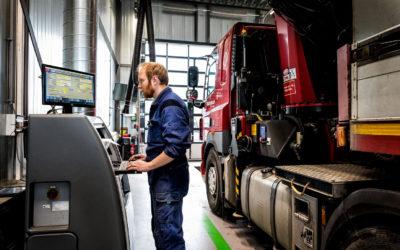 Leerbaan | Eerste Bedrijfsautotechnicus | TSV Veenendaal