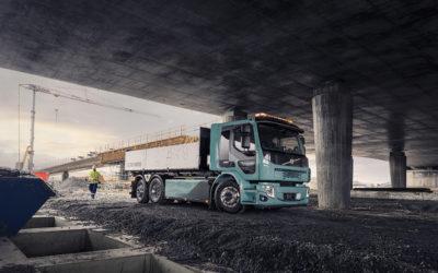 Eerste in serie geproduceerde elektrische truck voor Renewi