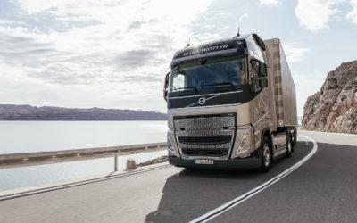 Volvo Trucks introduceert de nieuwe Volvo FH met nog meer focus op de chauffeur