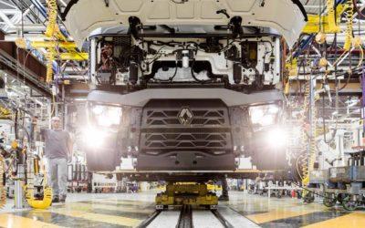 Renault Trucks bereidt herstart van productie voor