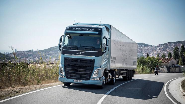 Hoeveel CO2-uitstoot kun je besparen met een LNG-truck? TNO zocht het uit