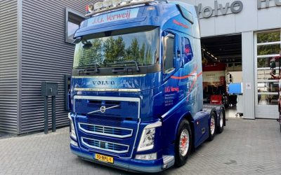 J.G. Verweij Transport, Waardenburg