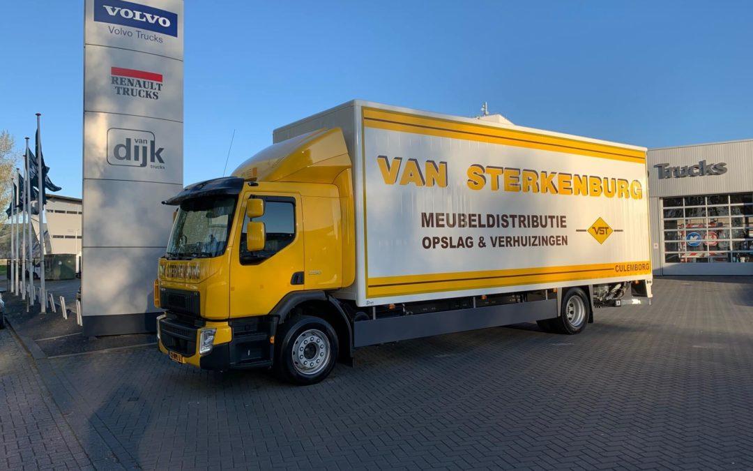 Van Sterkenburg Transport, Opslag & Verhuizingen