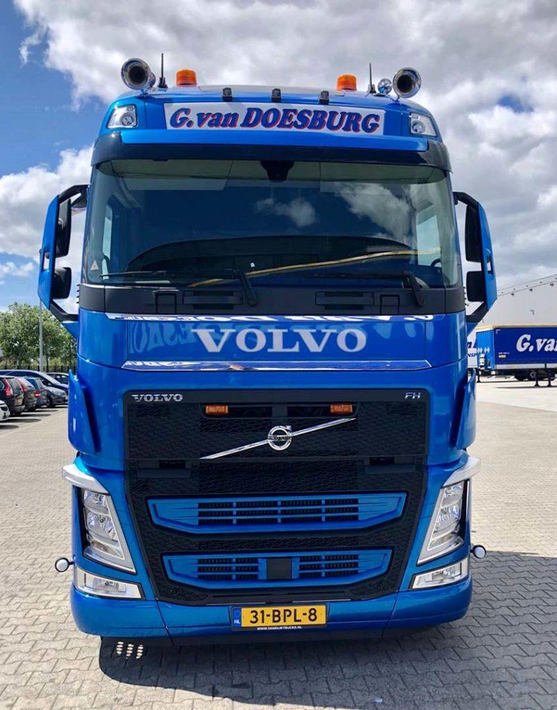 G. van Doesburg VolvoFH