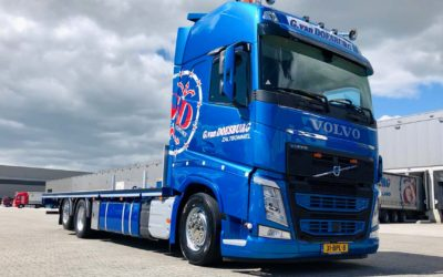 G. van Doesburg Transport, Zaltbommel