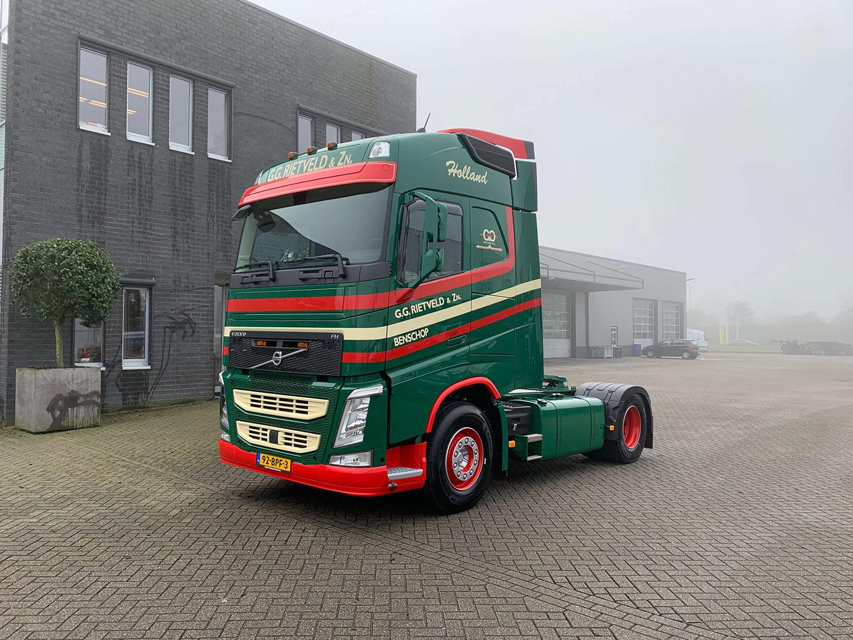 Volvo FH Rietveld Aflevering