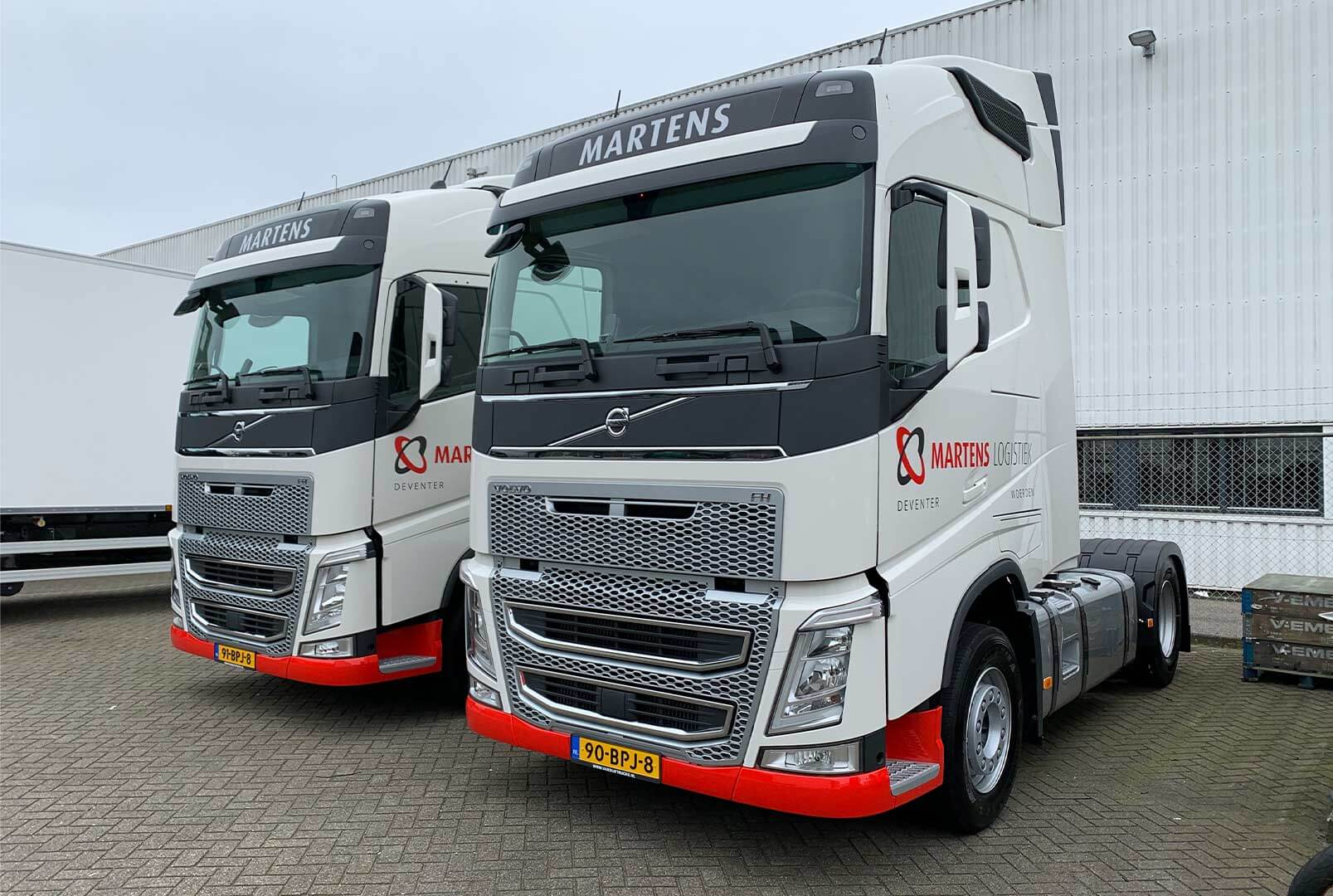 Martens Volvo FH Aflevering