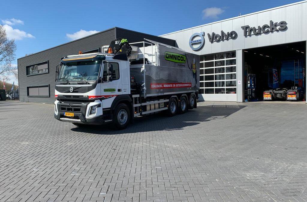 Omnicol Flooring BV Hedel