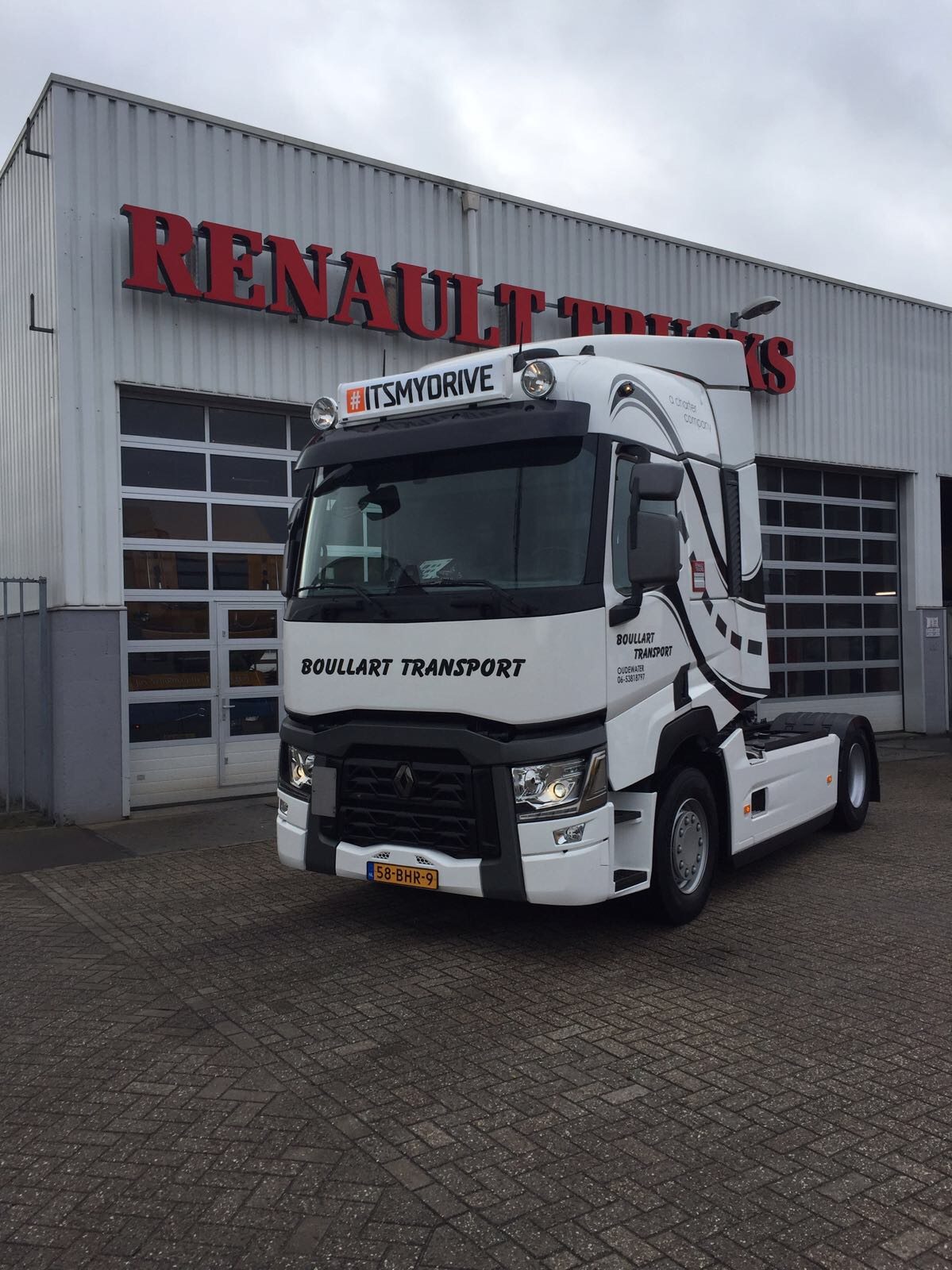 RenaultT Trucks Boullart