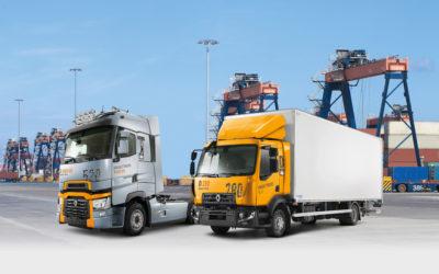 Renault Trucks biedt standaard 3 jaar garantie op alle modellen T en D