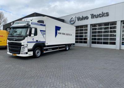 Wim Vonk Logistics