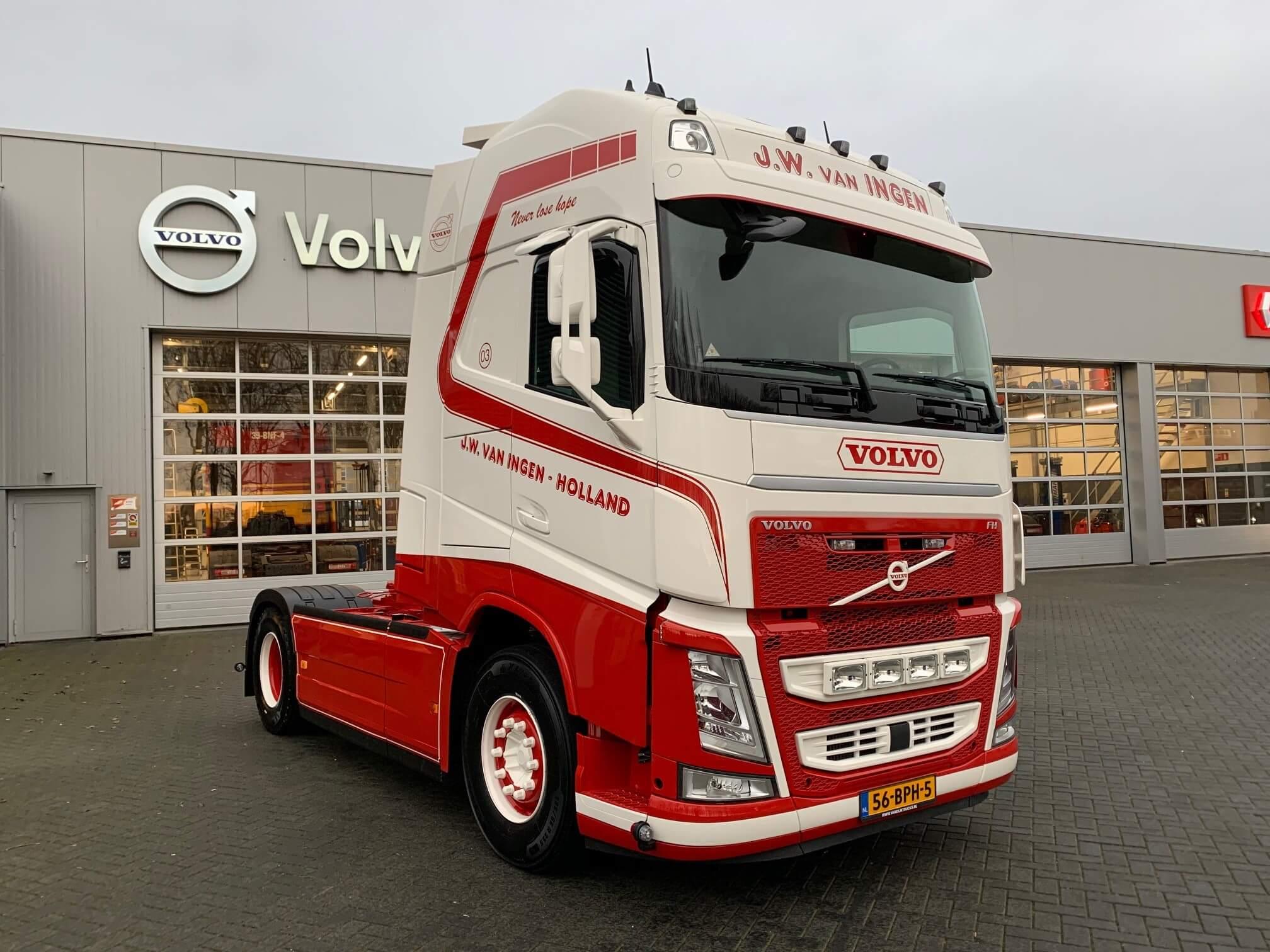Volvo FH van Ingen Aflevering