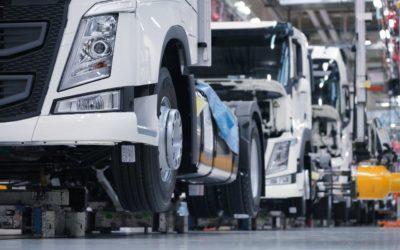 Volvo Trucks start productie weer op