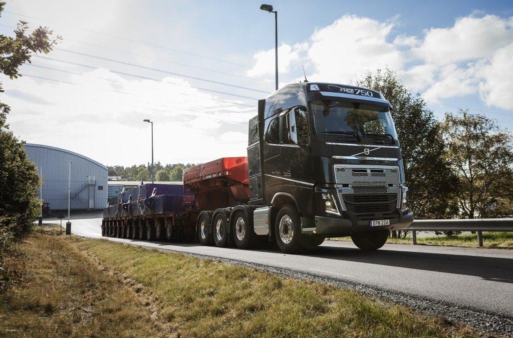 Hoe specificeer je een voertuig voor veeleisend zwaar en exceptioneel transport?