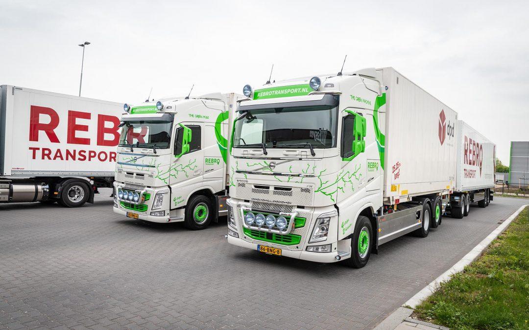 Maut-vrijstelling LNG-trucks definitief verlengd