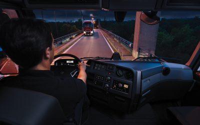 Heb jij al eens in een Renault Truck gereden?