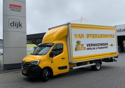 Van Sterkenburg transport, verhuizingen en opslag,  Culemborg