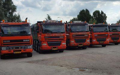 Transportbedrijf Van Leusden: 'Bij TSV denken ze altijd vooruit'