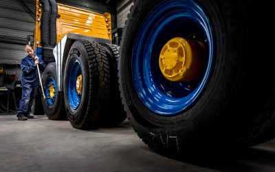 Trailermonteur | Van Dijk Trucks Utrecht