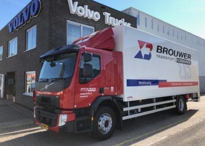 Brouwer Transport en Logistiek, Mijdrecht