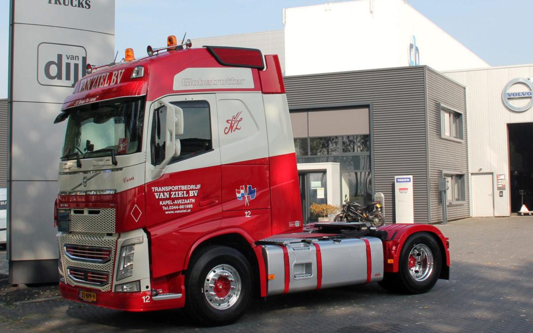 Transportbedrijf Van Ziel B.V., Kapel-Avezaath