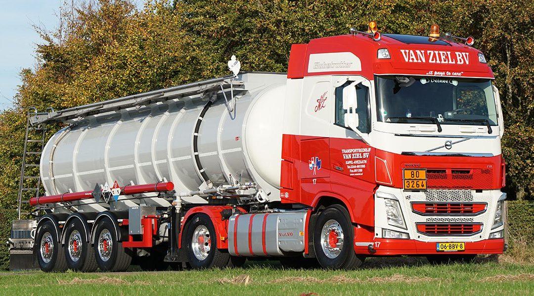 Transportbedrijf Van Ziel: 'Eén belletje naar TSV is genoeg'
