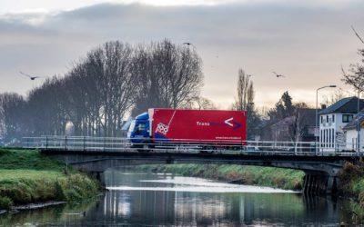 Transportbedrijf Van den Haak: 'TSV is een verlengstuk van ons bedrijf'