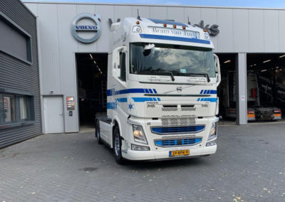 Bram van Tuyl Transport en Zn., Gameren