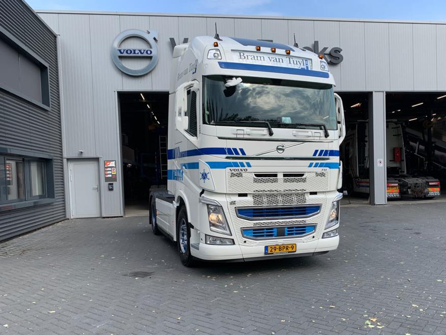 Bram van Tuyl Transport en Zn., Gameren