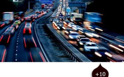 De invloed van routes, verkeer en wegomstandigheden op uw brandstofverbruik