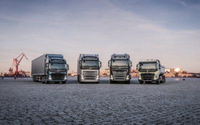 Start verkoop van nieuwe Volvo Trucks-range