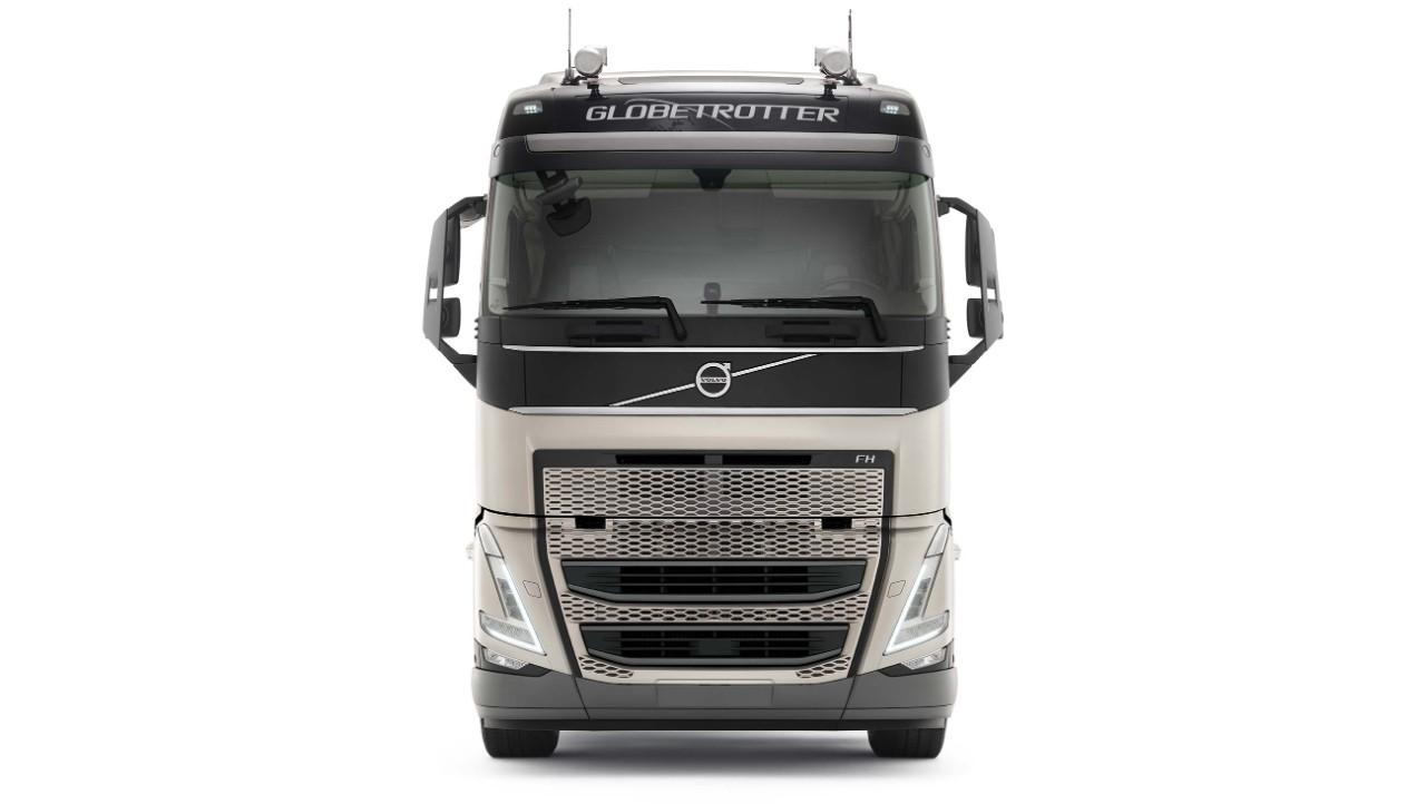 Van Dijk Trucks Volvo FH
