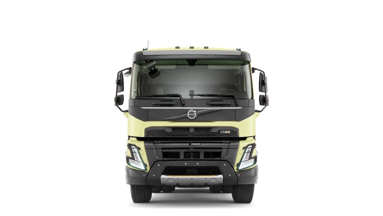 Van Dijk Trucks Volvo FH16