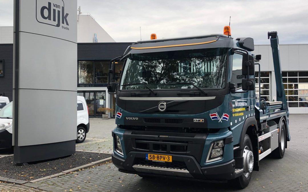 Van Weverwijk Transport, Schoonrewoerd