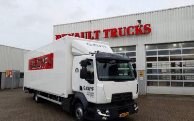 Transportbedrijf G. Kuijf B.V., Utrecht