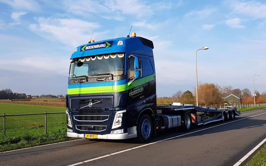 Rodenburg Transport BV, Ter Aar
