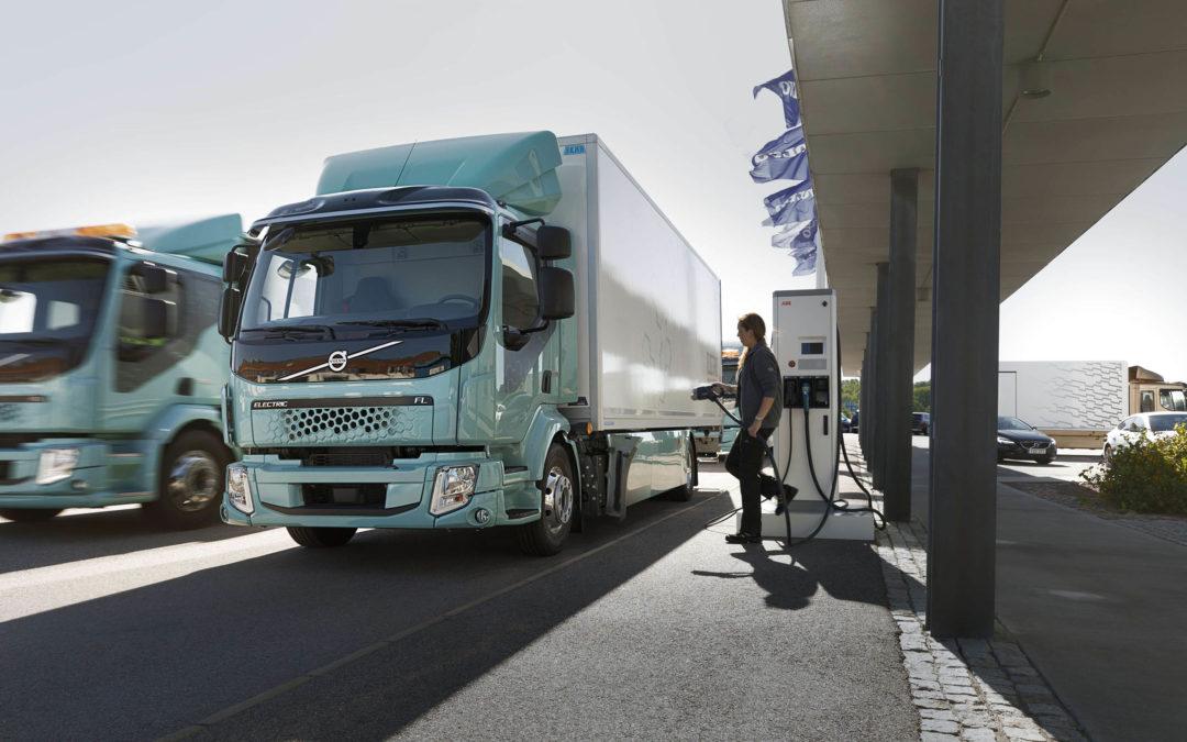 Volvo Trucks gaat samenwerken met de grootste Zweedse supermarktketen om de impact van het goederentransport op het klimaat te verminderen