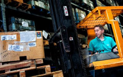 Leerbaan | Logistiek medewerker | Van Dijk Trucks Woerden