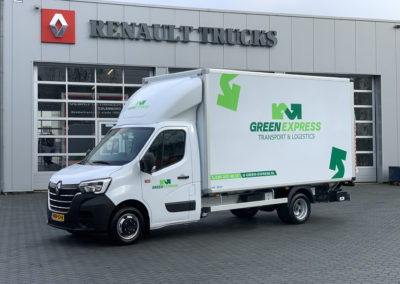Green Express, Geldermalsen