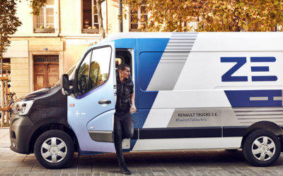 Online event: alles weten of elektrische bedrijfswagens?