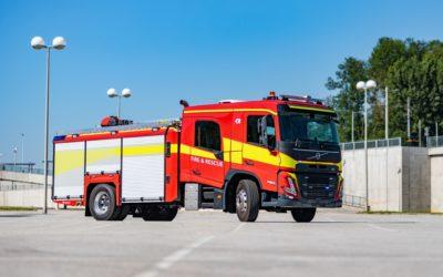 Nieuwe Crew Cab voor Volvo FM en FMX