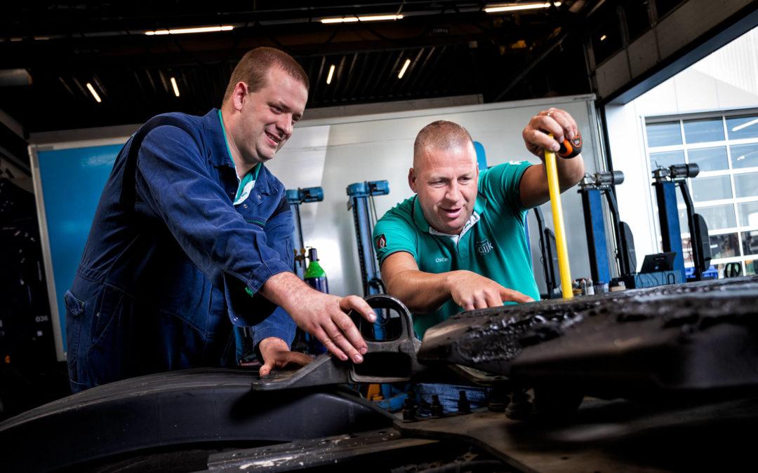 Bedrijfsautotechnicus | Van Dijk Trucks Culemborg