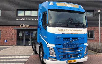 Quik's Logistics, Hedel