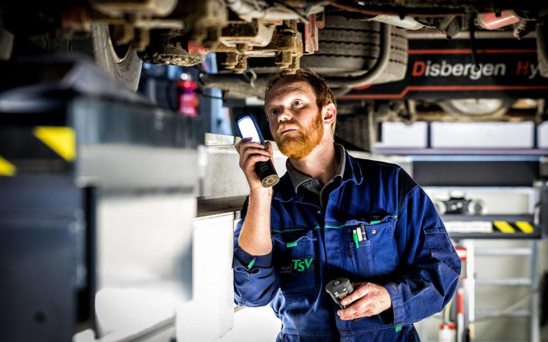 Leerbaan | Bedrijfsautotechnicus | TSV Veenendaal